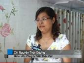 Video clip on info TV